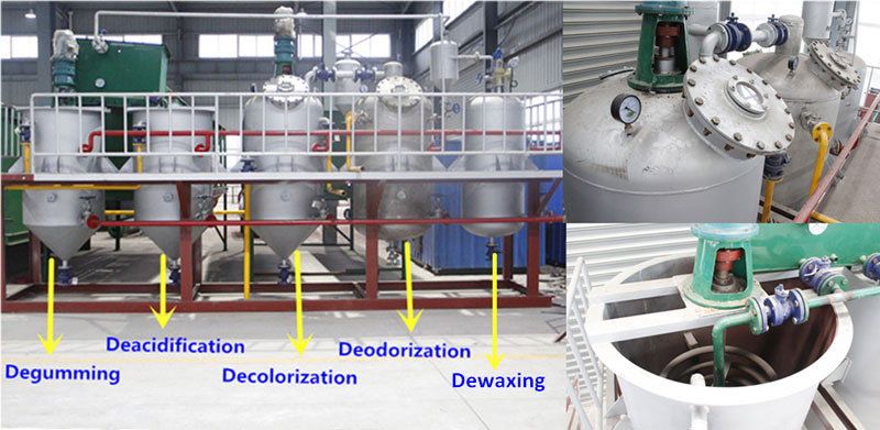 edible Oils Production Plant & Machinery,Edible Oil Extraction